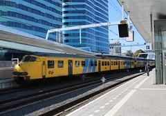 Afscheid NS Mat'64 449, 469 te Arnhem CS (erwin66101) Tags: nsmat64 plan v nsplanv mat64 dagmat64 arnhem cs centraal station speciale trein zwolle afscheidsrit afscheid pensioen