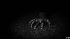 Creepy Crawly (danielledufour430) Tags: dark night black blackbackground hand fingers drag grab crawl creep spooky zombie severed halloween seasonal october scary fingernails reach