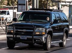 USA D000792 (rOOmUSh) Tags: black chevrolet antennas armored inisrael secretservice strobe suburban usa shimonperes funeral motorcades
