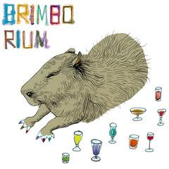 (bogema) Tags:   brimborium capybara animal sketch colours