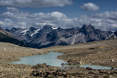 More from the Iceline trail! (wimvandemeerendonk, off to Iceland. back in septem) Tags: yoho national park canada forest bright blue contrast color colors colours colour green icefield landscape mountain mountainscape nature outdoors outdoor rock rocks river sony sky wild water land cloud clouds sun light wimvandem iceline trail britishcolumbia glacier icelinetrail lake nationalpark panorama reflection snow hanks abigfave