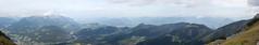 Eagle's Nest Panorama (SKAC32) Tags: microsoftice panorama eaglesnest berchtesgaden germany kehlsteinhaus austria mountains valley