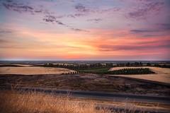 Pre LA view point (vanessa_schmidt25) Tags: 6d canon morning sunrise sun nature landscape roadtrip la california