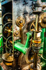 Gears (John C. House) Tags: everydaymiracles nik hopetown gears caribbean d700 fresnel abacoislands johnchouse harbor elbowcaylighthouse nikon 1862 bahamas hdr