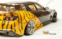 DLike Mazda RX-8 (SpeedyRS) Tags: mst xxx ht silver canon eos 70d 24105mm f40 mazda rx8 dlike hobbywing sanwa acuvanceluxon10 5t omg servo carbon technology