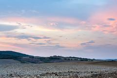 Sai perch amo il tramonto? (Vane Franciolini) Tags: sunset tramonto cretesenesi crete tuscany toscana siena landscape paesaggio paesaggi colors colore color bellezza beautiful beautifulplace nature skylover sky sunsetsky nikon nikond700 nikonista