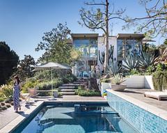Hindman Residence (Chimay Bleue) Tags: john mock midcentury modern modernist pool mount mt helix lamesa san diego modernism design