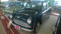 Toyota Corona (mncarspotter) Tags: uminonakamichi car museum classic cars japan classiccarmuseum  nostalgiccarmuseum