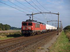 DBC 1615 (jvr440) Tags: trein train spoorwegen railways railroad roosendaal dbc db cargo 1600 1615 br 189 buurtgoederentrein goederentrein sloe