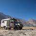 Primeiro acampamento no Afeganistão