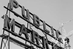 Washington small-282 (MeaganLee) Tags: washington seattle pikeplacemarket monochrome blackandwhite