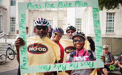 Bike Plan Pep Rally (10/25/16) (BikeHouston) Tags: bikehouston houston htx cityhall park cycling bicycle jersey peprally rally social bikeride bike