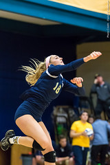 2016-10-14 Trinity VB vs Conn College - 0161 (BantamSports) Tags: camels 2016 bantams college conncollege connecticut d3 fall hartford nescac trinity women ncaa volleyball