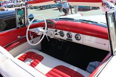 1955 Ford Fairlane Sunliner (jeremyg3030) Tags: 1955 ford fairlane sunliner convertible cars