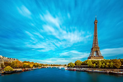 Paris2015_1163 (hitorijun) Tags: paris france   holiday travel toureiffel  hitorijun hitori river autumn