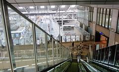 Osaka Station 1741 (Tangled Bank) Tags: japan japanese asia asian osaka city station jr rail railway downtown urban train railroad