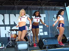 IMG_5998 (grooverman) Tags: houston texans cheerleaders nfl football game nrg stadium texas 2016 budweiser plaza nice sexy legs stomach canon powershot sx530