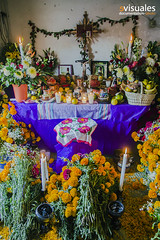 Altar de la familia Adorno Rosales