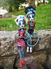 (Linayum) Tags: purrsephoneandmeowlody meowlody mh monster monsterhigh mattel doll dolls muecas toys juguetes linayum