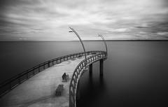 Brant Street Pier (Jack Landau) Tags: brant street pier burlington canada lake ontario long exposure daytime filter water motion blur