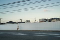 Stroll in early morning / JAPAN (mokuu) Tags: stroll walk 散歩 歩く