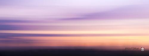 Sun Set Blur