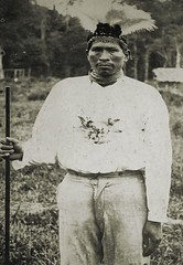 #Antonio Saldaa, last indigenous king of Talamanca, Costa Rica (1920's). Died in 1922. Rumors say he was killed by CIA because of conflict with UFCO [400580] #history #retro #vintage #dh #HistoryPorn http://ift.tt/2fCQLae (Histolines) Tags: histolines history timeline retro vinatage antonio saldaa last indigenous king talamanca costa rica 1920s died 1922 rumors say he was killed by cia because conflict with ufco 400580 vintage dh historyporn httpifttt2fcqlae