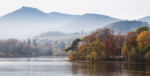 Derwent Water,  Lakes District