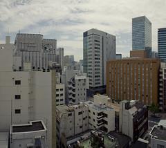 Tokyo 4071 (tokyoform) Tags: tokyo japan city cityscape skyline akihabara  paesaggio urbano paisagem urbana paisaje paysage urbain   chrisjongkind tokyoform tokio buildings bleak modern architecture