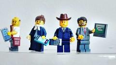 Suits... #brickyourself #brickmandan #makeyourselfinlego #lego #legosuits #legosuit