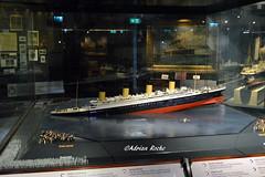 Model Of The Titanic Sinking Ulster Folk & Transport Museum Cultra. (Roche B10M VanHool) Tags: model of the titanic sinking ulster folk transport museum cultra