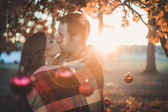 Autumn before Christmas (KiiroNguyen) Tags: bokeh swirl swirly helio 44m 44m4 russian lens couple lumber jack christmas ornaments strobist a7rii a7r2 a7 a6000 a6300 a6500 sony canon nature trees couples country southern k1000 film mount macro helios 58mm 50mm 52mm 20 18 f14 f20 nikon nex5r 8mm rokinon people outdoor gels red yellow indoor gym sunset reflector gold color grade colorgraded autumn