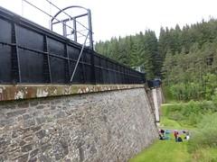 Kinlochard Aqueduct (luckypenguin) Tags: scotland glasgow aberfoyle kinlochard trossachs lochard ramblers walk walking aqueduct stirling