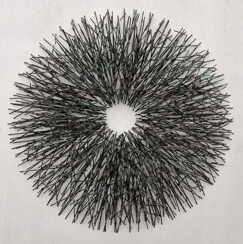 Herman Coppus Cirkel brons 60 cm