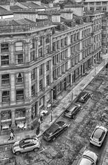 Queen Street - Newcastle (D.R.Williams) Tags: architecture newcastle monochrome mono queenstreet blackwhite