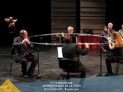 Conférence de Jean-Yves Roosen sur la flûte circulaire