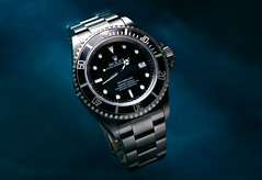 Rolex Sea Dweller 16600 Tritium Watch (AlexanderMoore) Tags: watch rolex sea dweller seadweller timepiece vintage tritium swiss sportswatch sport divers diving dive luxury timeless time classic scuba ocean waterproof deep blue clock black stainless steel brushed bezel sapphire 90s automatic mechanical jewel jewellery watches bling wrist wristwatch