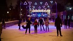 IMG_4398 (ermakov) Tags: gorkypark icerink winter snow boy girl people color m24 streetartkatok
