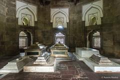 DSC5590 Tumba de Masnad Ali Isa Khan (interior), 1547-48, Delhi (Ramón Muñoz - ARTE) Tags: delhi india mausoleo tumba de masnad ali isa khan