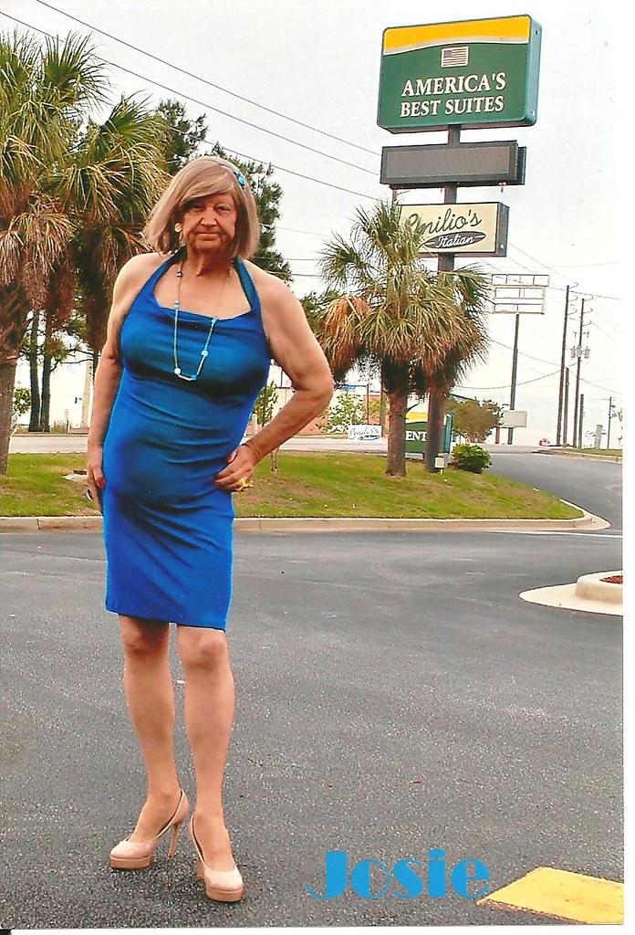 0 Josie @ Emilio's Grovetown Ga 04222014-1 size 10 - 4.75 inch platform heel