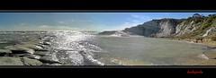 Maggio in Sicilia - May in Sicily (56) (Jambo Jambo) Tags: sea panorama cliff seascape beach landscape mare sicily spiaggia sicilia agrigento scogliera portoempedocle realmonte scaladeiturchi puntagrande jambojambo samsunggti9070