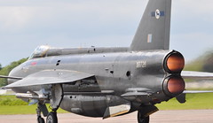 English Electric Lightning F6 XR728/JS - Cold War Jet Open Day Bruntingthorpe 25 May 14 (Rob Lovesey) Tags: