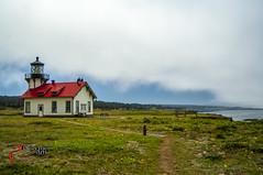 Mendocino (Philectric Arts) Tags: ocean california ca lighthouse beach nature glass point coast mendocino cabrillo ptcabrillo