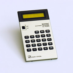 KOVAC LC-105N Calculator (vicent.zp) Tags: calculator electronic kovac dscn0663 lc105n