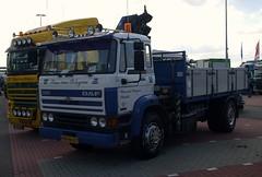 Daf 2300 Turbo Wim van Petegem, Sluiskil (rommelbouwer) Tags: turbo wim van daf petegem 2300 sluiskil