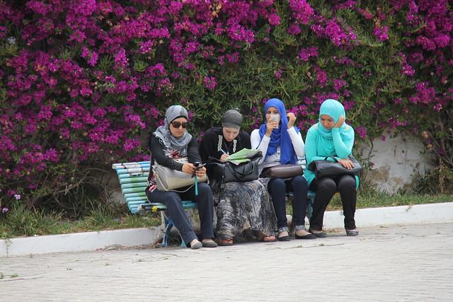 Sidi Bou Said, Tunis, TUNISIA 027