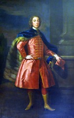 George Venables-Vernon, (1740) Enoch Seeman the Younger (bodythongs) Tags: portrait england house english home austen painting hall george nikon jane nt derbyshire country property pride 18th oil sudbury vernon nationaltrust saloon darcy baron younger enoch uttoxeter stately prejudice pemberley seeman d5100 bodythongs venablesvernon