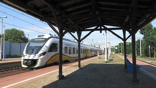 Chojnów, dworzec