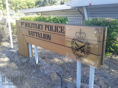 Australian Army 1st Military Police Battalion/DPU Building Sign (Grady Featherstone) Tags: building lines car sign wall plaque wagon soldier army 1 memorial force williams paddy 1st military australian royal police first australia william brisbane bn line corps queensland vehicle law mp enforcement suv barracks gallipoli base department defence officer response plaques of enoggera enoggeras