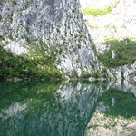 "Lake Koman <a style=""margin-left:10px; font-size:0.8em;"" href=""http://www.flickr.com/photos/14315427@N00/14683420080/"" target=""_blank"">@flickr</a>"